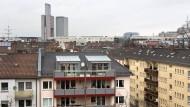 Immobilienumsatz in Frankfurt um 40 Prozent gestiegen