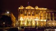 In Pariser Luxushotels purzeln die Preise