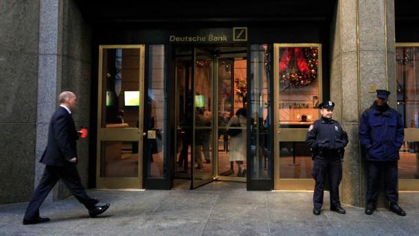 Deutsche Bank in Amerika im Visier der Aufsicht