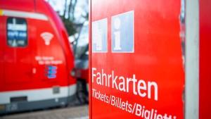Bahn schränkt Zahlungsarten für Ticketkauf ein