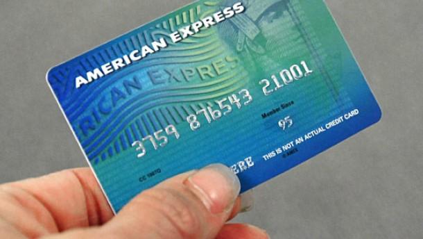 Börse erwartet Stabilisierung bei Kreditkarten
