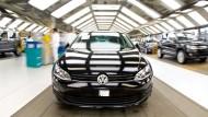 VW präsentiert nach Machtkampf Quartalsbilanz