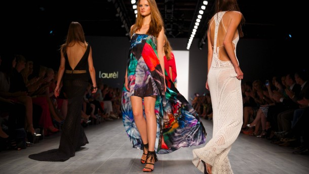 Berlin  Fashion Week - Laurel - Laufsteg