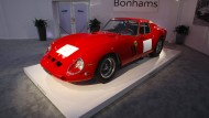 Ein Ferrari nur für die Garage