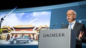 Dax-Konzerne schütten 31,7 Milliarden Euro aus