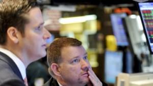 Anleger in Amerika wetten auf Finanzwerte