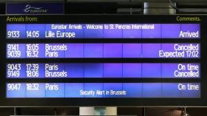 Flughafen Brüssel testet neue Passagier-Abfertigung