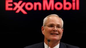 Exxon auf der Anklagebank