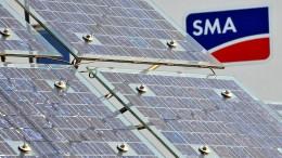 Aktienkurs von SMA Solar steigt um 11 Prozent