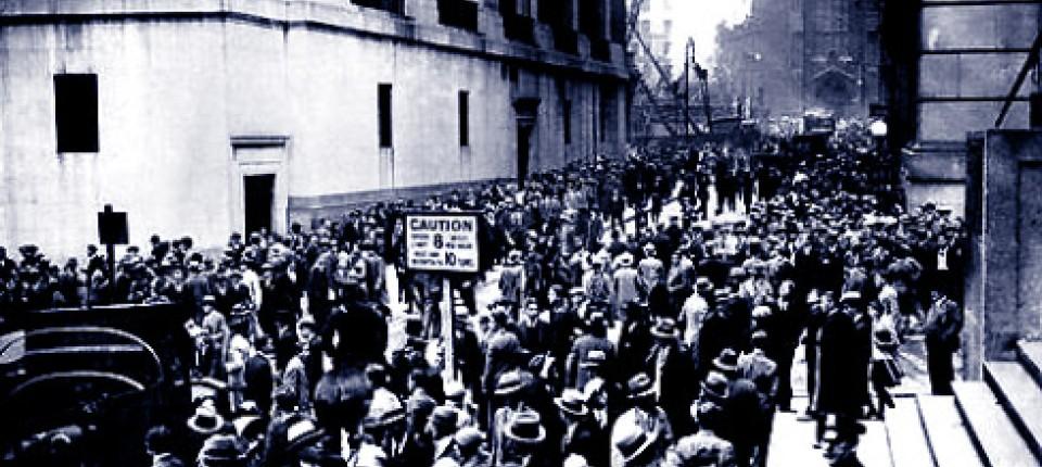 Historische Finanzkrisen: Amerika 1929: Der Börsenkrach ...