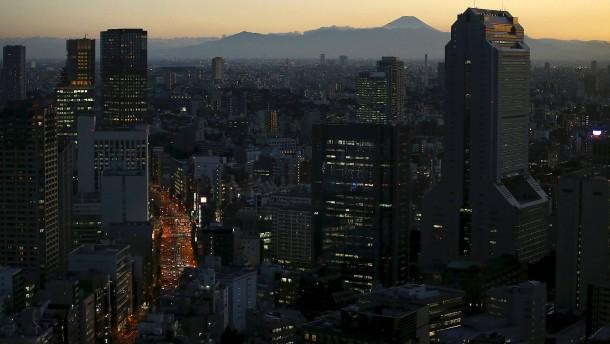 Der Blick auf den Fuji wird teurer