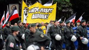 Dortmund in brauner Hand