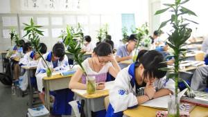 """Das """"Gaokao"""" ist die härteste Abschlussprüfung der Welt"""