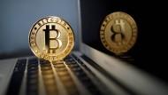 Die Kryptowährung, die Achterbahn fährt: Bitcoin