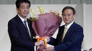 Japan wird für Anleger vielversprechend