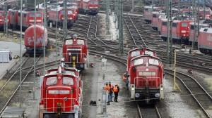 Im laufenden Tarifstreit mit der Deutschen Bahn wollen die Lokführer wieder streiken.