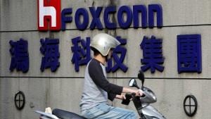 Foxconn plant größten Börsengang in China seit drei Jahren