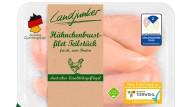 """Eine Hähnchenbrust aus der """"Stallhaltung Plus"""": Mit dem neuen Label will Lidl nach eigenen Angaben ein Umdenken beim Konsumenten bewirken."""