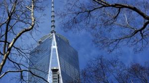 Teenager schleicht sich auf neuen World Trade Center-Turm