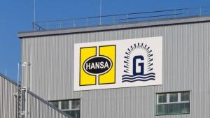 Putzmittel-Hersteller Hansa meldet Insolvenz an
