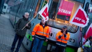 Streik und kein Ende