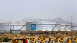 Ölpreise auf neuen Rekordständen