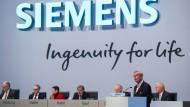 Siemens ist ein starker Dividendenwert im Dax.