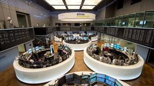 Warum schwache Börsen keine Rezessionsvorboten sind