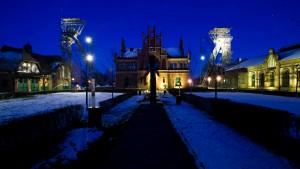 Stille Nacht an der Ruhr