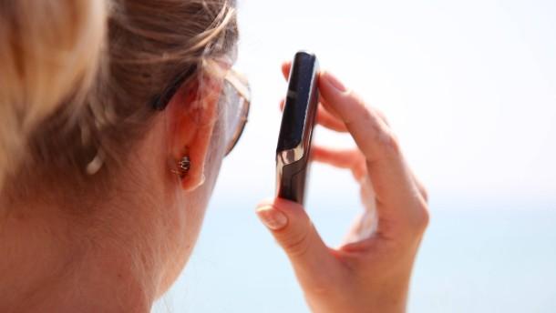 Mobilfunkpreise sinken weiter