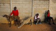 Im süafrikanischen Soweto hat nicht jeder ein Bankkonto, aber fast sicher ein Handy.