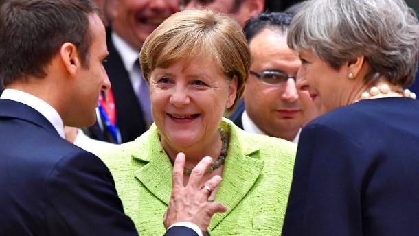 EU-Gipfel geht in die zweite Runde