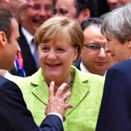 Der EU-Gipfel geht heute weiter.