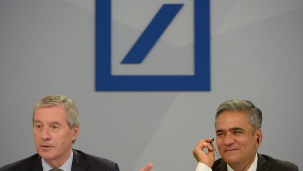 Deutsche-Bank-Belegschaft steht hinter Jain/Fitschen