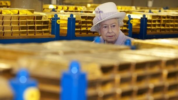 Gegen Ratingkritik helfen keine Goldbarren