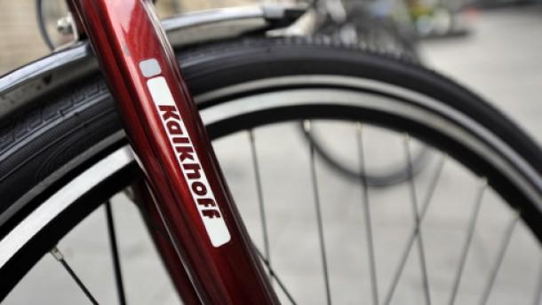 Aktie von Derby Cycle scheint fair bewertet
