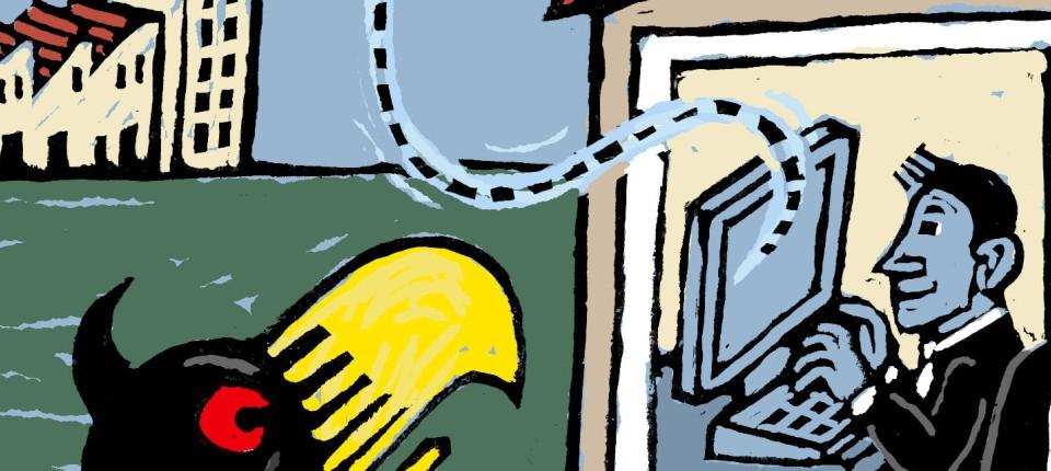 Steuertipp Steuern Sparen Mit Dem Home Office Steuertipps Faz