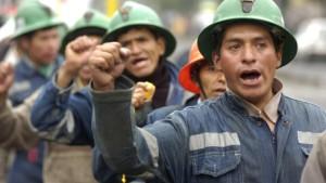 Peru ist Favorit in Lateinamerika