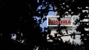 Toshiba-Kurs fällt drastisch