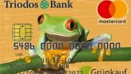 Jetzt gibt es die erste Kreditkarte aus Mais