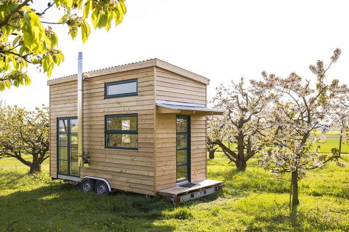 Seite 2 Tiny House Bewegung Erobert Deutschland Winzig Wohnen