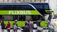 Irrfahrt für Flixbus-Kunden