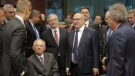 EU-Finanzminister treffen sich in Brüssel