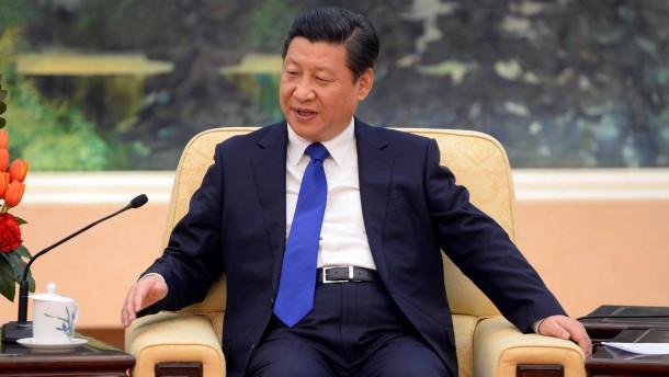 Komatrinken in China