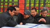 Chinas Börsenspekulanten: Teenager und Taxifahrer