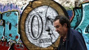 Euro-Gruppe berät über neue Griechenland-Hilfen