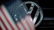 VW-Aktie fällt - es droht neuer Ärger