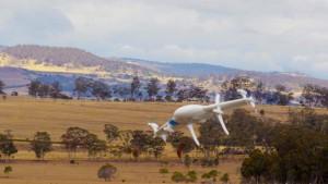 Auch Google entwickelt automatische Drohnen für Waren-Zustellung
