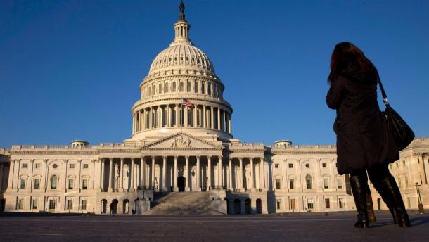 Haushaltskompromiss in Washington