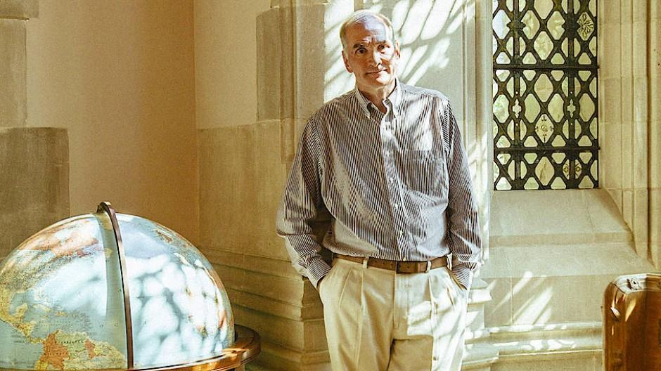David Swensen, Jahrgang 1954, leitet den Stiftungsfonds der Universität Yale seit 1985.